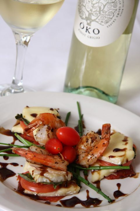 Shrimp Caperse Salad