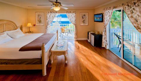 Island House - Room 1