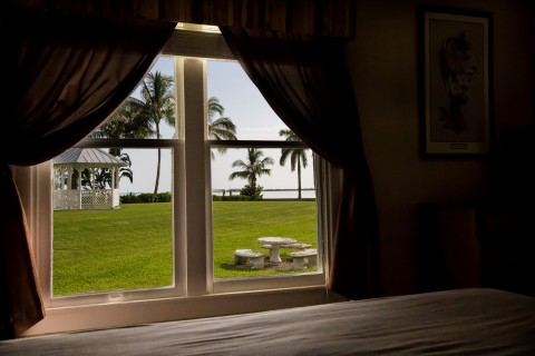 Cabbage Key Room - with a view!