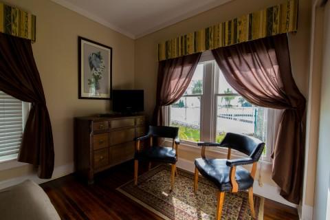 Cabbage Key Room - Historic Lodge