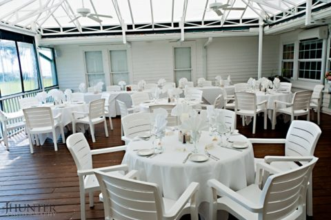 wedding deck set up J. Hunter-photography #3